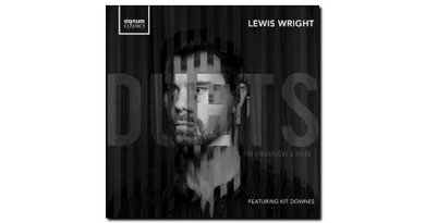 Wright Duets for Vibraphone & Piano feat Downes Signum JExp 爵士雜誌