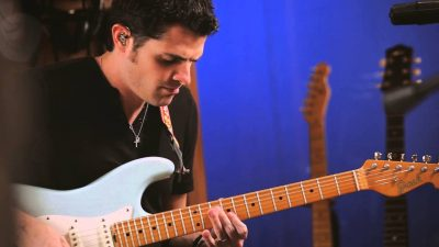 Mark Lettieri Goonsquad Spark Echo YouTube Video Jazzespresso Mag