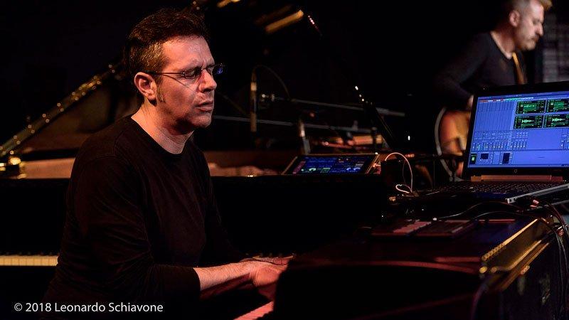 Alfonso Santimone Jazzespresso magazine Rossato interview