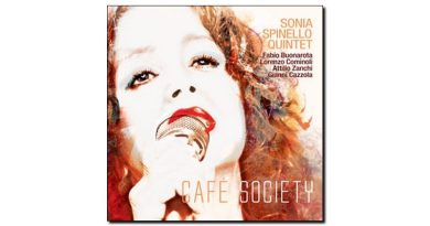 Sonia Spinello Quintet Cafe Society Abeat 2018 Jazzespresso 爵士雜誌