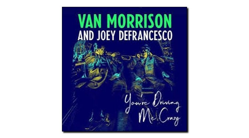 Morrison DeFrancesco You're Driving Me Crazy Legacy JExp Mag