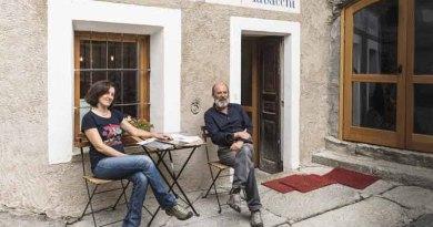 Grangia Fest Jazzespresso entrevista Alessandra Rasetti Maurizio Zucca
