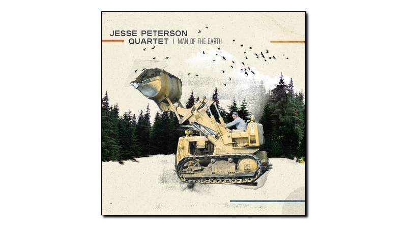 Jesse Peterson Man Earth Ears & Eyes 2018 Jazzespresso Jazz Magazine