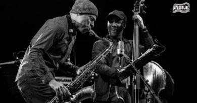 Joshua Redman Trio Jarasum Int'l Jazz 2017 YouTube Jazzespresso Jazz Magazine