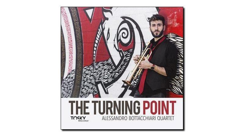 Bottacchiari Quartet Turning Point Tosky Jazzespresso 爵士雜誌