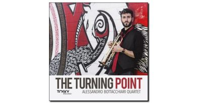 Bottacchiari Quartet Turning Point Tosky Jazzespresso Magazine