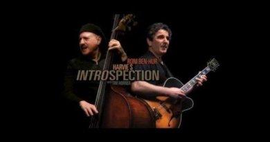 Harvie S Roni Ben-Hur Introspection YouTube Jazzespresso 爵士杂志