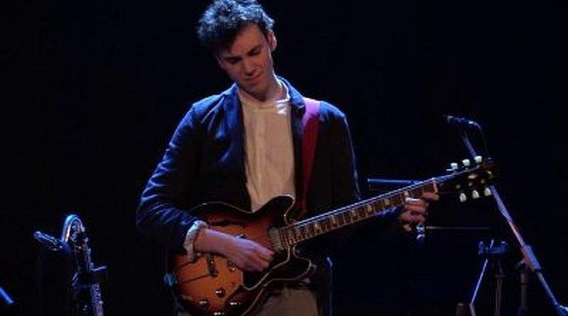 Luca Zennaro Riga Jazz Stage 2017 YouTube Video Jazzespresso Magazine