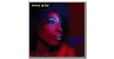 Macy Gray Ruby Mack Avenue 2018 Jazzespresso 爵士雜誌