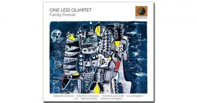 Bosso Morganti One Less Quartet Family Portrait YouTube Video Jazzespresso Revista Jazz