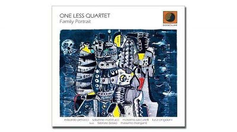 Bosso Morganti One Less Quartet Family Portrait YouTube Video Jazzespresso Revista Jazz