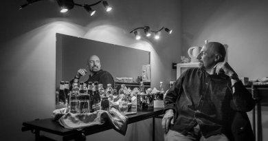 Enzo Zirilli 2016 Portrait Carlo Mogavero Jazzespresso Jazz Magazine