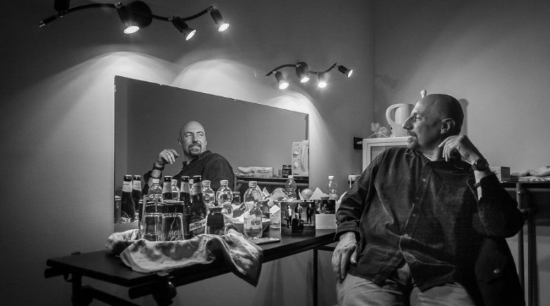 Enzo Zirilli 2017 爵士音樂人物肖像攝影 Carlo Mogavero Jazzespresso