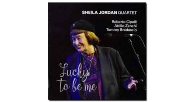 Sheila Jordan Quartet Lucky to Be Me Abeat 2018 Jazzespresso Revista