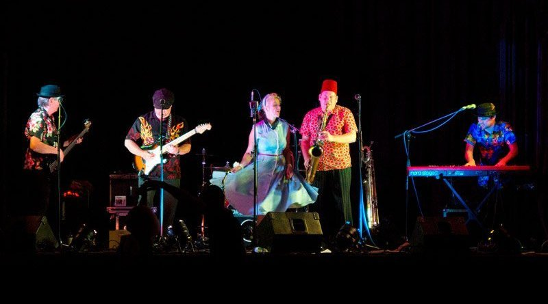 卡兰德爵士与蓝调音乐节 2018 苏格兰卡兰德 Jazzespresso 爵士杂志
