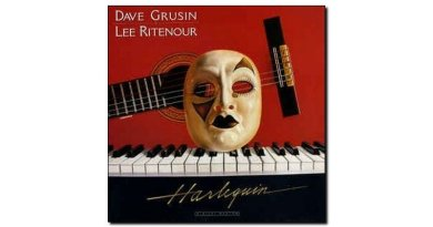 Dave Grusin Lee Ritenur Harlequin GRP Records 1985 Jazzespresso Rev