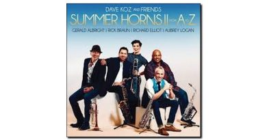 Koz and Friends Summer Horns II Concord Jazzespresso 爵士雜誌