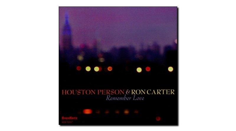 Person Carter Remember Love HighNote Jazzespresso爵士雜誌
