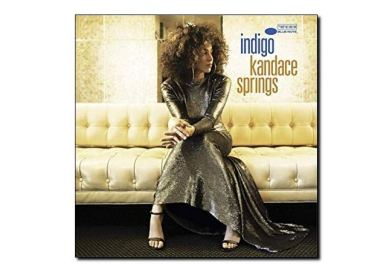 Kandace Springs <br> Indigo <br> Blue Note, 2018