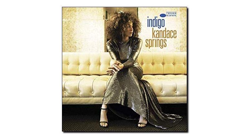 Kandace Springs Indigo Blue Note 2018 Jazzespresso 爵士雜誌