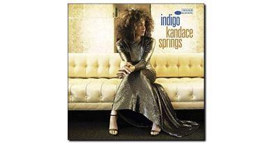 Kandace Springs Indigo Blue Note 2018 Jazzespresso Magazine