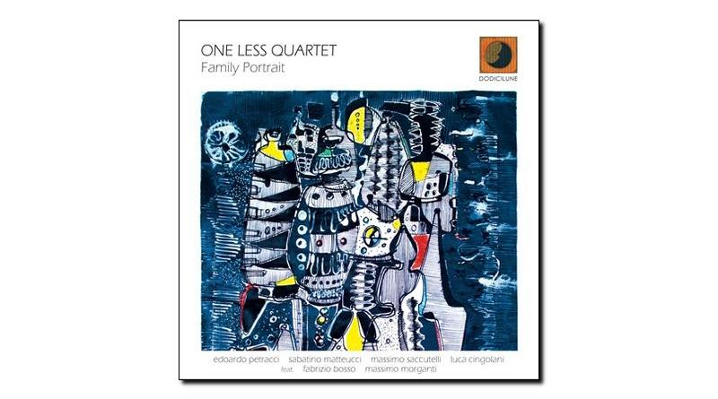 One Less quartet Family Affair Dodicilune 2018 Jazzespresso Revista