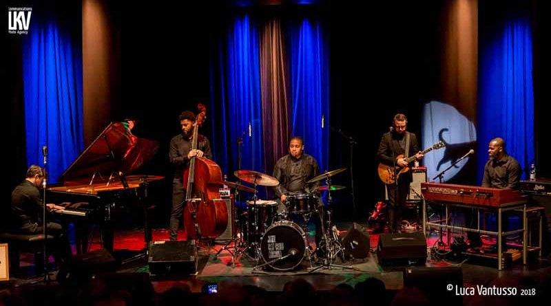Jamison Ross Blue Note Jazz Cat Festival Live Vantusso Jazzespresso