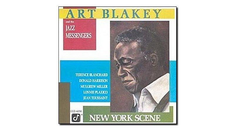 Art Blakey Jazz Messengers New York Scene Concord Jazz Jazzespresso