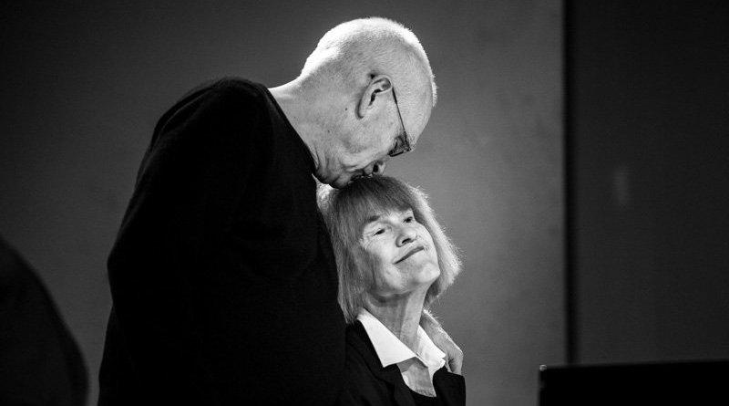 Carla Bley Steve Swallow 爵士音乐人物肖像摄影Antonio Baiano