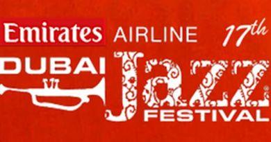 Emirates Airline Dubai Jazz Festival Jazzespresso Revista Jazz