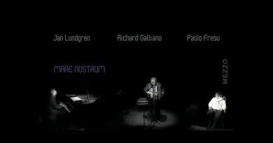 Lundgren Galliano Fresu Mare Nostrum Grenoble Jazz festival 2009