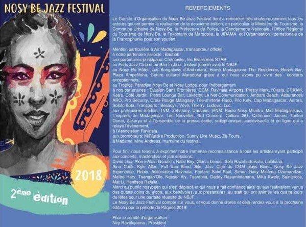 Nosy Be Jazz Festival Jazzespresso Jazz Magazine
