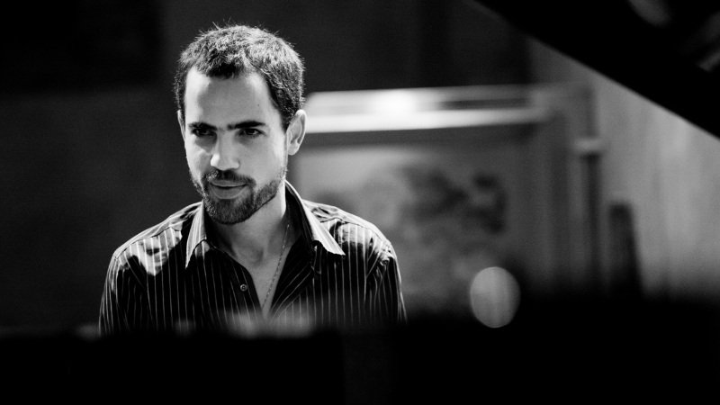 Nitai Hershkovits 爵士音乐人物肖像摄影 Barka Fabianova Jazzespresso