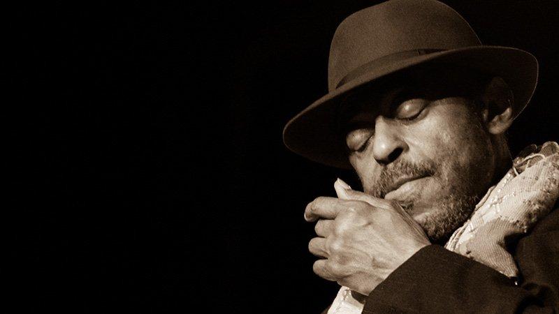 Archie Shepp 爵士音乐人物肖像摄影 Silvia Papa Giachello