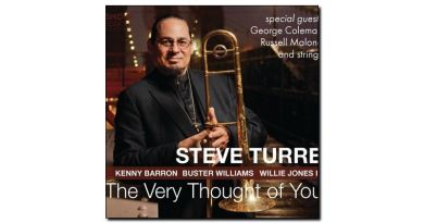 Steve Turre Very Thought of You Smoke Session Jazzespresso Revista
