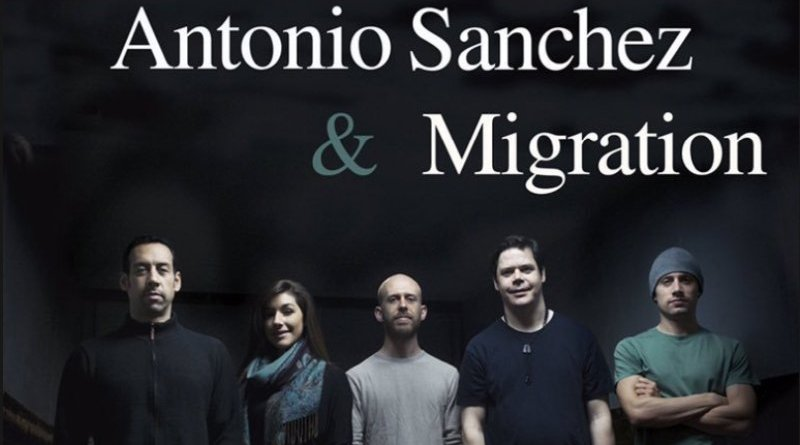 Antonio Sánchez Migration Meridian Jazzespresso Revista Jazz
