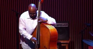 Christian McBride New Jawn Raise Four YouTube Video 爵士杂志