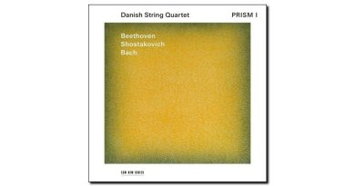 Danish String Quartet Prism I ECM 2018 Jazzespresso Magazine