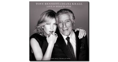 Diana Krall Tony Bennett Love Is Here To Stay Verve JEspresso Magazine