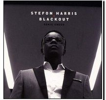 Sonic Creed Stefon Harris Blackout Album Spotify CD 爵士雜誌