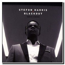 Sonic Creed Stefon Harris Blackout Album Spotify CD 爵士雜誌