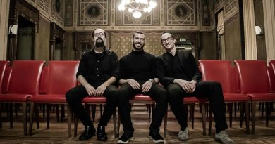 與三重奏樂團 Ubik Trio 的一杯義式爵士咖啡
