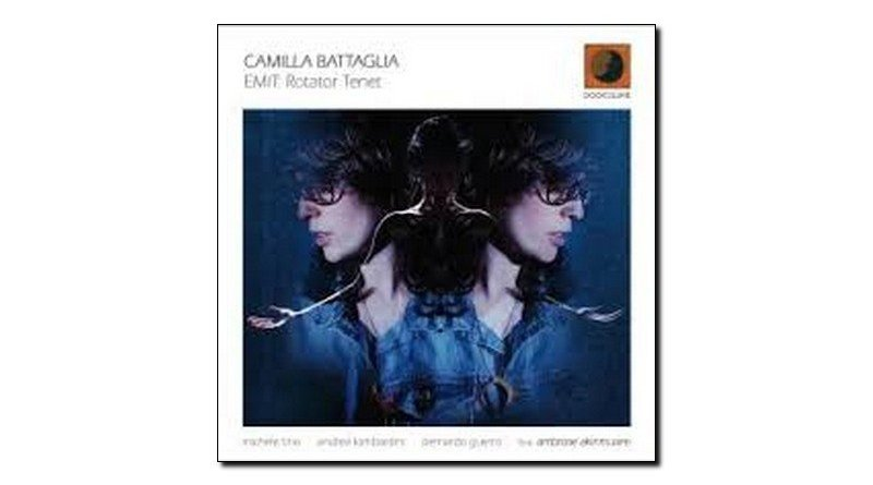 Camilla Battaglia EMIT RotatoR TeneT Dodicilune Jazzespresso爵士杂志