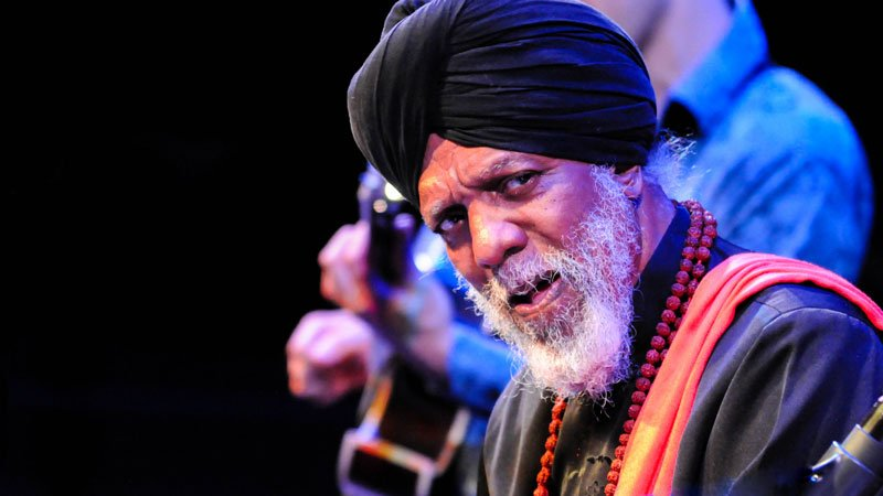 Dr. Lonnie Smith Retrato Garland Hancock Jazzespresso