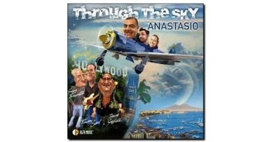 Enzo Anastasio Through The Sky AlfaMusic 2018 Jazzespresso Magazine