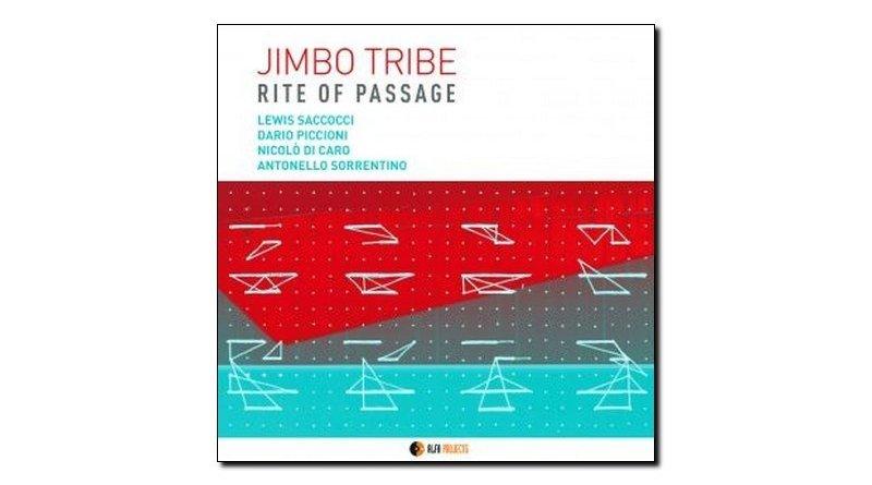 Jimbo Tribe Rite of Passage AlfaMusic 2018 Jazzespresso 爵士杂志