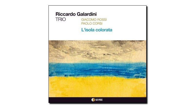 Riccardo Galardini Trio Isola Colorata AlfaMusic Jazzespresso Magazine