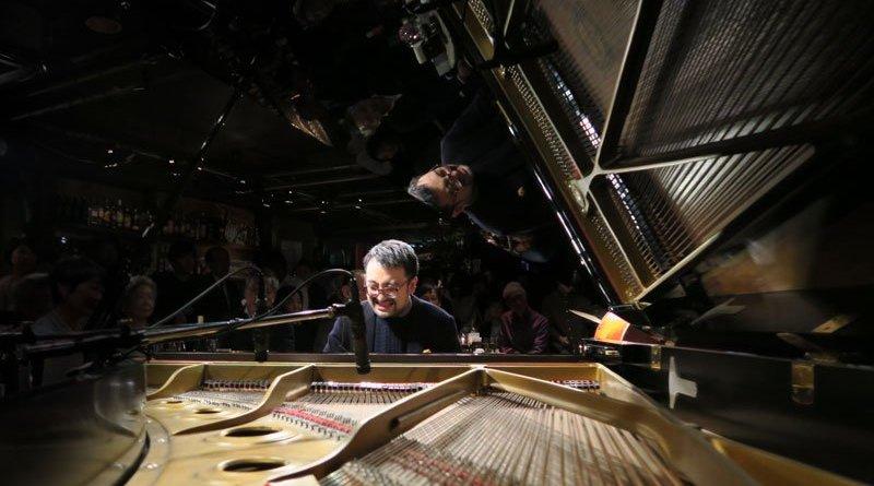 Tadataka Unno Jazzespresso 專訪 爵士雜誌 jazz Eliza Wong 專訪