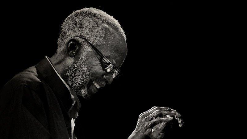 Didier Jallais爵士音樂人物肖像攝影 Ahmad Jamal
