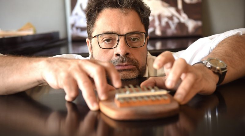 Arturo O'Farrill Futorian Reportage Jazzespresso Jazz Magazine